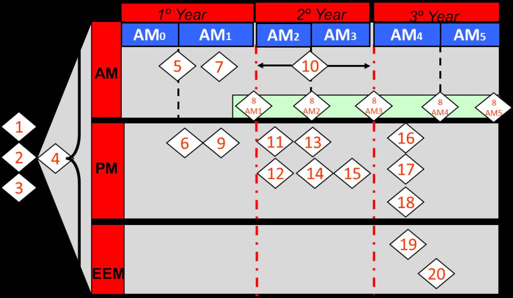 20 Step Implementation - TPM
