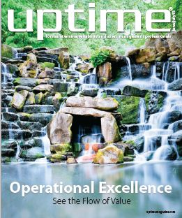 """Uptime Magazine – """"Operational Excellence: See the Flow of Value"""" by Joseph Paris (July 2013)"""