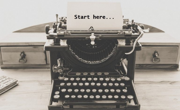 So, you want to write a book…