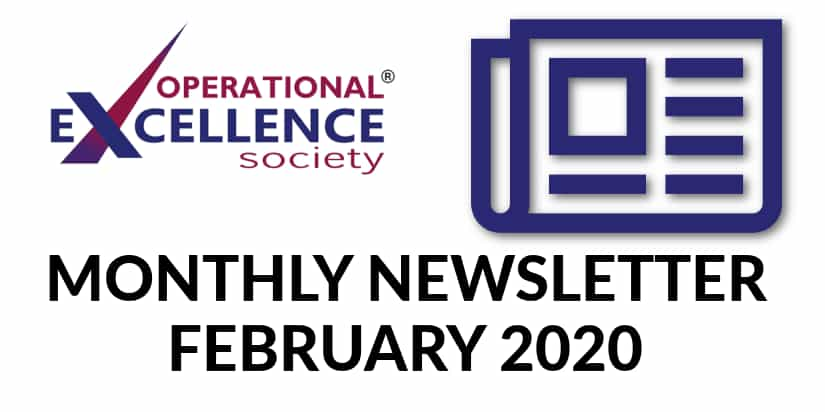 Operational Excellence Newsletter February 2020