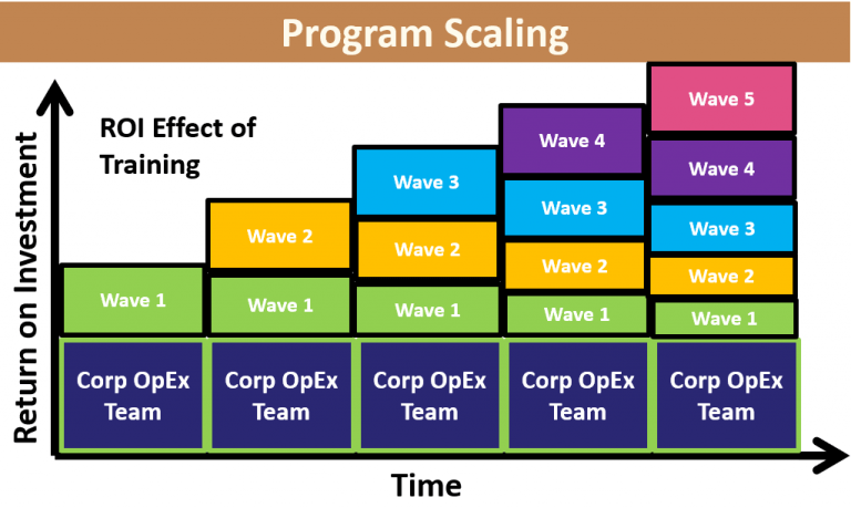 Scaling and Sustaining Your Education and Training Program